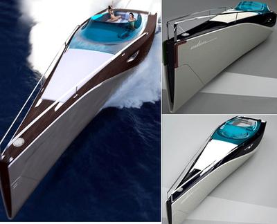 Eden yacht