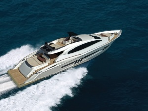 Lazzara LSX 92 luxury yacht 2 Lazzaras LSX Ninety Two   A Glamourous Yacht Experience